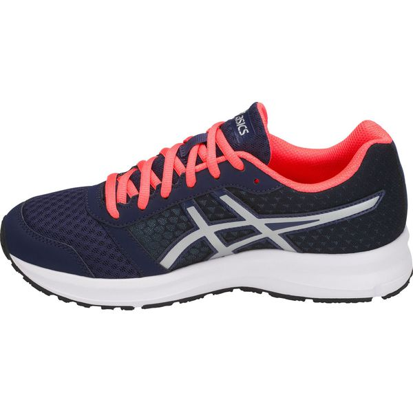 9d7c8d6b Asics Buty damskie Patriot 9 Indigo Blue/Silver/Flash Coral r. 37.5 ...