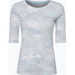 Odzież damska: Marc Cain Sports – T-shirt damski, beżowy