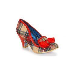 Czółenka Irregular Choice  Kanjanka. Czerwone buty ślubne damskie Irregular Choice. Za 449,00 zł.