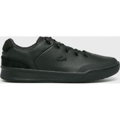 Lacoste - Buty Explorateur Classic. Czarne buty skate męskie Lacoste, z materiału, na sznurówki, thinsulate. Za 549,90 zł.