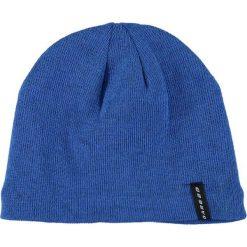 """Czapki męskie: Dzianinowa czapka """"Prompted"""" w kolorze niebieskim"""