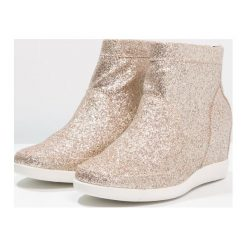 Botki damskie lity: Shoe The Bear EMMY Ankle boot gold