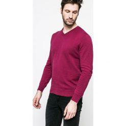 Medicine - Sweter Lord and Master. Szare swetry klasyczne męskie marki MEDICINE, l, z bawełny, z okrągłym kołnierzem. W wyprzedaży za 59,90 zł.