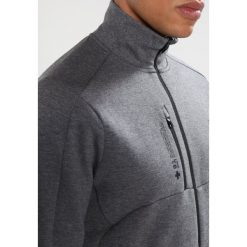 Polo Ralph Lauren DOUBLE KNIT TECH Bluza rozpinana foster grey heather. Szare kardigany męskie Polo Ralph Lauren, m, z bawełny, polo. W wyprzedaży za 607,20 zł.