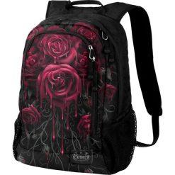 Spiral Blood Rose Plecak czarny. Czarne plecaki męskie Spiral, z nadrukiem. Za 199,90 zł.