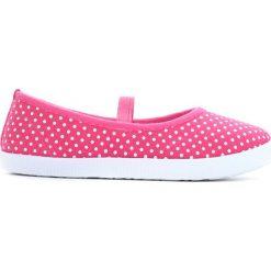 Buty sportowe dziewczęce: Różowe Tenisówki Jump 'N' Run