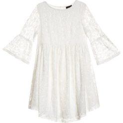 Sukienki dziewczęce z falbanami: LMTD NITOSANNE DRESS  Sukienka koktajlowa snow white
