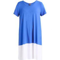 Sukienki hiszpanki: Persona by Marina Rinaldi ODIERNO COLOR BLOCK DRESS Sukienka z dżerseju bluette