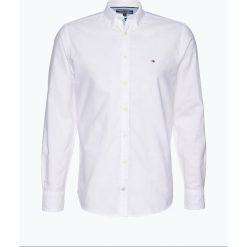 Tommy Hilfiger - Koszula męska Oxford – Ivy, czarny. Szare koszule męskie marki TOMMY HILFIGER, z bawełny. Za 399,95 zł.