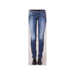 Jeansy slim fit Replay  BRIGIDOT. Niebieskie jeansy damskie marki Replay. Za 527,20 zł.