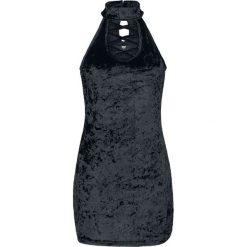 Black Premium by EMP Mamma Mia Sukienka czarny. Czarne sukienki balowe marki Mohito, l, z dekoltem na plecach. Za 144,90 zł.