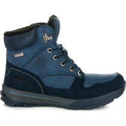 Botki damskie lity: Damskie obuwie z futerkiem ALVERA