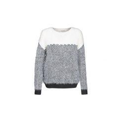 Swetry Billabong  COLD ESCAPE. Białe swetry klasyczne damskie marki Billabong, l. Za 349,00 zł.