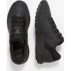 Under Armour CHARGED ESCAPE 2 Obuwie do biegania treningowe black. Czarne buty do biegania męskie marki Under Armour, z gumy. Za 359,00 zł.