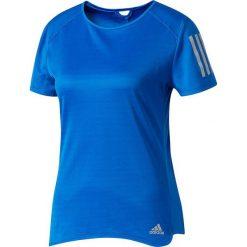 Adidas Koszulka RS SS TEE niebieska r. XS (BP7468). Białe topy sportowe damskie marki Adidas, m. Za 117,87 zł.