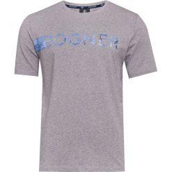 T-shirty męskie z nadrukiem: T-shirt BOGNER FERGUST Szary