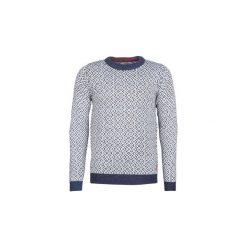 Swetry Jack   Jones  JORJOE. Czarne swetry klasyczne męskie marki Jack & Jones, l, z bawełny, z okrągłym kołnierzem. Za 179,00 zł.