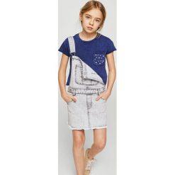 Odzież dziecięca: Mango Kids – Sukienka dziecięca Petra 110-164 cm