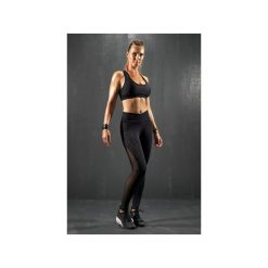 Legginsy damskie do biegania: LEGGINSY POSH BLACK