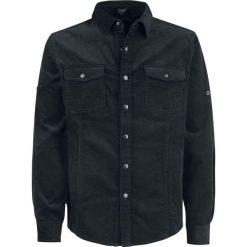 Black Premium by EMP Devils And Dust Koszula czarny. Białe koszule męskie na spinki marki bonprix, z klasycznym kołnierzykiem, z długim rękawem. Za 164,90 zł.