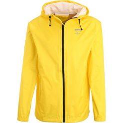 Packmack FULL ZIP Kurtka przeciwdeszczowa yellow cab. Żółte kurtki męskie Packmack, m, z materiału. Za 329,00 zł.
