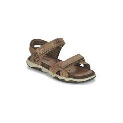 Sandały sportowe Dziecko  Timberland  OAK BLUFFS. Czerwone buty sportowe chłopięce marki Born2be, z materiału, z otwartym noskiem, na zamek. Za 231,20 zł.