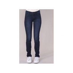 Jeansy slim fit Lee  ELLY. Niebieskie jeansy damskie relaxed fit marki Sinsay, z podwyższonym stanem. Za 307,30 zł.