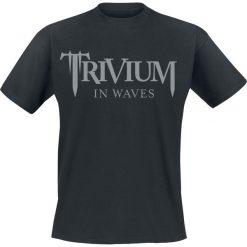 T-shirty męskie: Trivium In Waves T-Shirt czarny