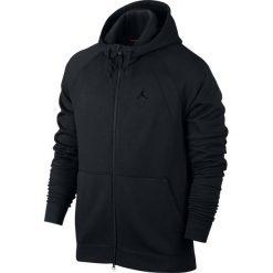 Bejsbolówki męskie: Bluza Jordan Lifestyle Wings Fleece Full-Zip Hoodie (860196-010)