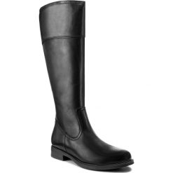 Oficerki LASOCKI - RST-KAMI-03 Czarny. Czarne buty zimowe damskie Lasocki, ze skóry. Za 279,99 zł.