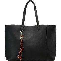 Sisley SET Torba na zakupy black. Czarne shopper bag damskie Sisley. W wyprzedaży za 287,20 zł.