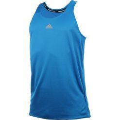 T-shirty męskie: koszulka do biegania męska ADIDAS RESPONSE SINGLET / AI8198 – ADIDAS RESPONSE SINGLET
