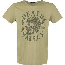 T-shirty męskie: Urban Surface Outlaw Racing T-Shirt zielony