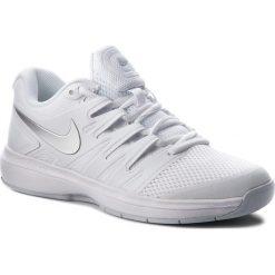 Buty NIKE - Air Zoom Prestige Cpt AA8026 100 White/Metallic Silver. Białe buty sportowe męskie Nike, z materiału, na fitness i siłownię, nike zoom. W wyprzedaży za 379,00 zł.