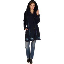 Płaszcze damskie pastelowe: Płaszcz w kolorze niebieskim