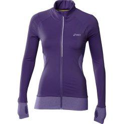 Asics Bluza damska Knit Jacket fioletowa r. S  (114607 0245). Szare bluzy sportowe damskie marki Asics, z poliesteru. Za 106,84 zł.