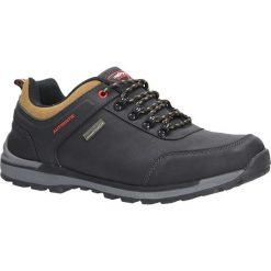 Czarne buty trekkingowe Casu MXC7628. Czarne buty trekkingowe męskie Casu. Za 89,99 zł.