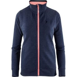 Bluzy sportowe damskie: Outhorn Bluza damska HOL18-BLD610 granatowa r. M
