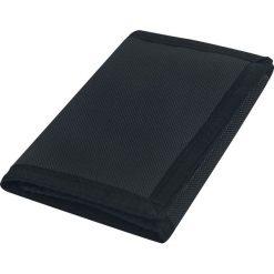 Portfele męskie: BagBase Ripper Wallet Portfel czarny