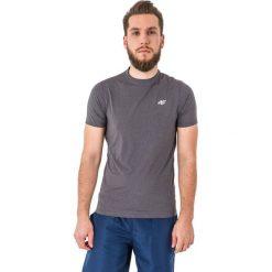 4f Koszulka męska ciemnoszara r. XL (H4L17-TSMF002). Szare koszulki sportowe męskie 4f, l. Za 37,15 zł.
