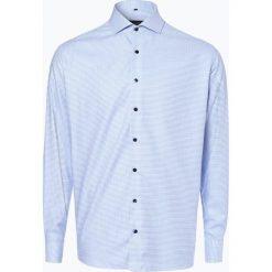 Eterna Modern Fit - Koszula męska niewymagająca prasowania, niebieski. Niebieskie koszule męskie non-iron Eterna Modern Fit, m. Za 249,95 zł.