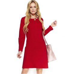 Makadamia Sukienka Damska 42 Czerwona. Czarne sukienki balowe marki Fille Du Couturier. Za 225,00 zł.