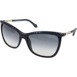 """Okulary przeciwsłoneczne damskie: Okulary przeciwsłoneczne """"RC874S"""" w kolorze czarnym"""