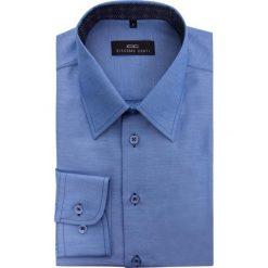 Koszula MARCO 14-10-16. Białe koszule męskie na spinki marki Giacomo Conti, m, z bawełny, z klasycznym kołnierzykiem. Za 149,00 zł.