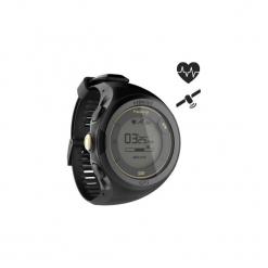 Zegarek Gps Z Pulsometrem Do Biegania Onmove 500. Czarne zegarki męskie marki Polar. Za 399,99 zł.
