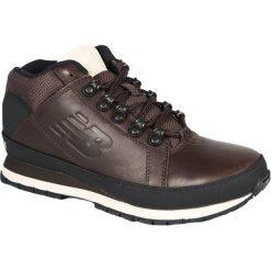 New Balance - Buty H754LLB. Czarne buty skate męskie New Balance, z materiału. Za 399,90 zł.
