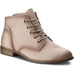 Botki TAMARIS - 1-25100-20  Stone 205. Szare buty zimowe damskie marki Tamaris, z materiału. W wyprzedaży za 189,00 zł.