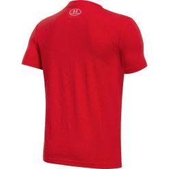 Koszulka chłopięca Two Tone Logo SS Kids Tee czerwona r. XL (1298292-600). Czerwone t-shirty chłopięce Under Armour. Za 58,50 zł.