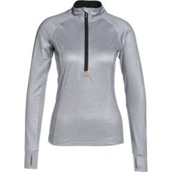 Bluzy damskie: Brunotti YRENNA  Bluza z polaru light grey melange