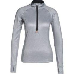 Bluzy polarowe: Brunotti YRENNA  Bluza z polaru light grey melange